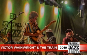 Victor Wainwright and The Train
