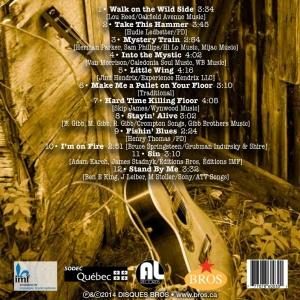 Adam Karch Blueprints CD Page 4