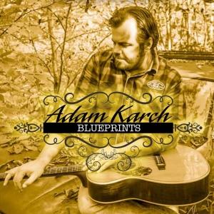 Adam Karch Blueprints CD Cover