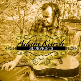 Adam Karch Blueprints CD Cover
