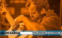 Adam Karch banner show