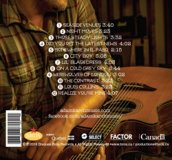"""Adam Karch """"Moving Forward"""" CD"""