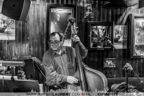 Jean Cyr with Standup Bass