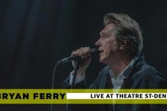 Bryan Ferry - Theatre St Denis