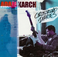 Adam Karch Crossroads Diaries CD Cover