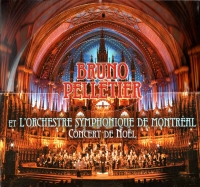 Bruno Pelletier Concert de Noel CD Cover