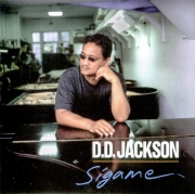 DD Jackson Sigame CD Cover