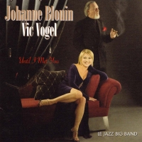 Johanne Blouin & Vic Vogel CD Cover