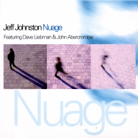 Jeff Johnston Nuage CD Cover