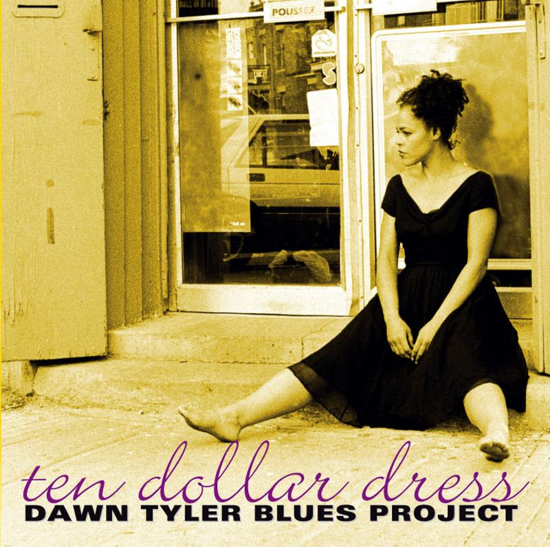 Ten Dollar Dress - CD Cover