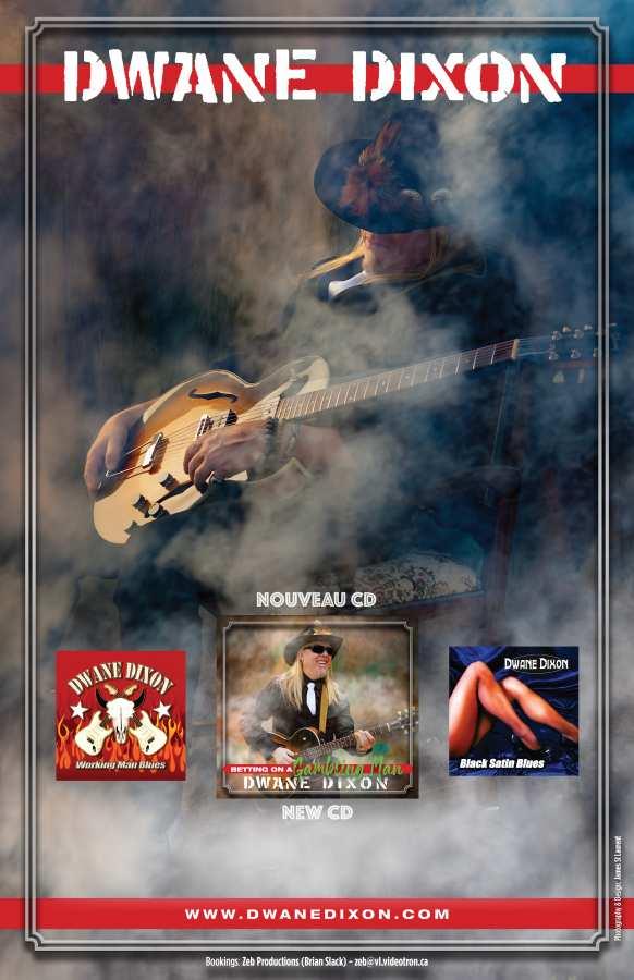 Dwane Dixon Poster 1