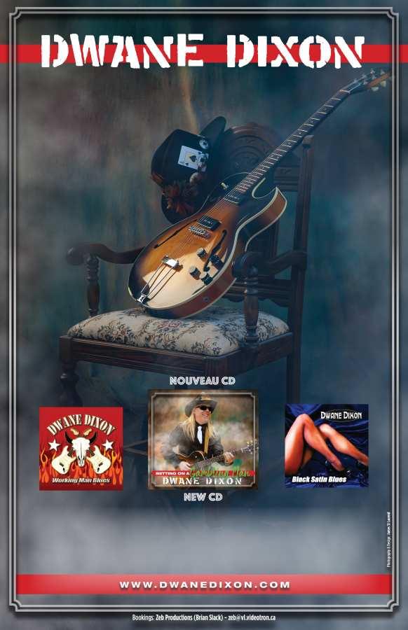 Dwane Dixon Poster 2