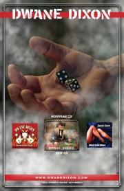 Dwane Dixon Poster 4