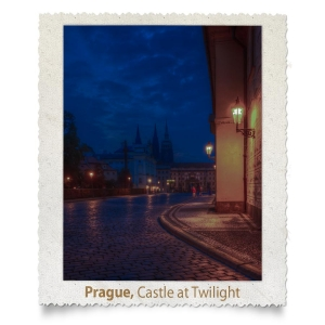 Castle Twilight, Prague