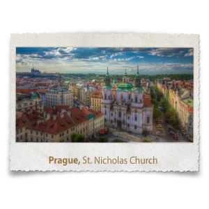 St Nicholas Church, Prague