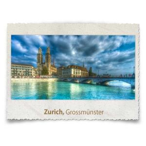 Grosmunster, Zurich