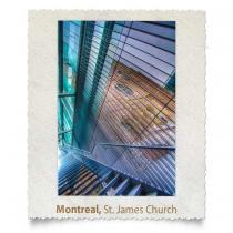 Montreal St James Church