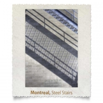 Steel Stairs, Montreal