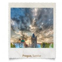 Charles Bridge Sunrise, Prague