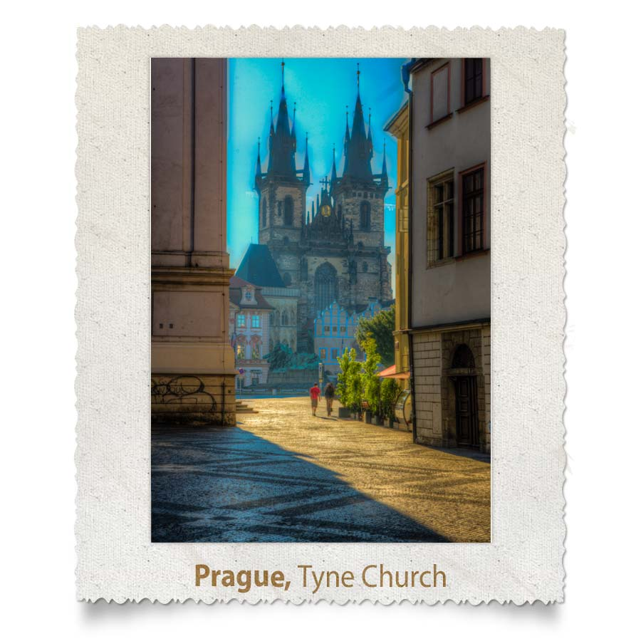 Prague Tyne Church