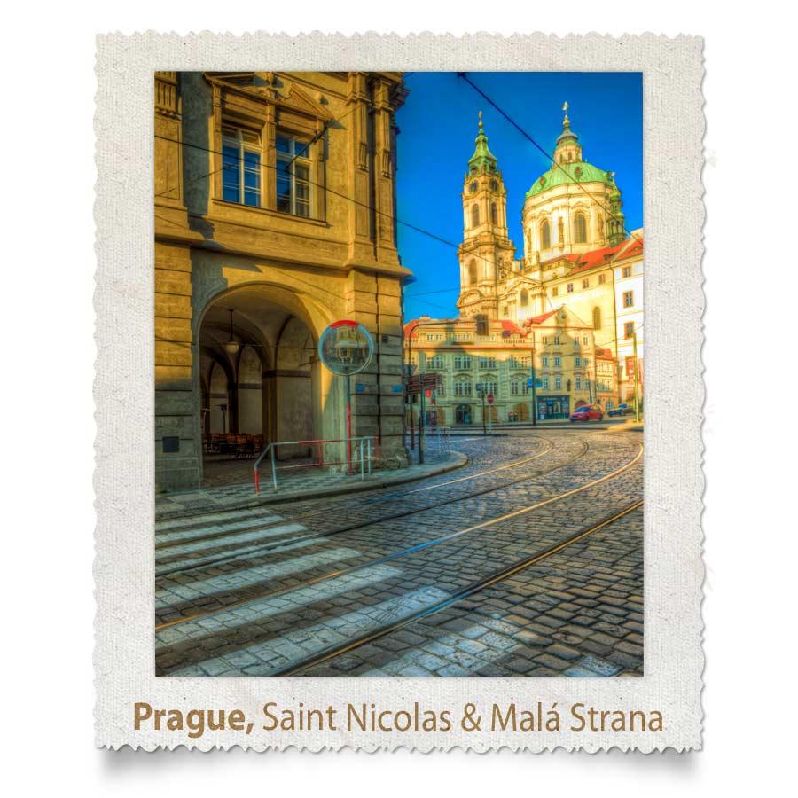 St-Nicholas Malá Strana, Prague