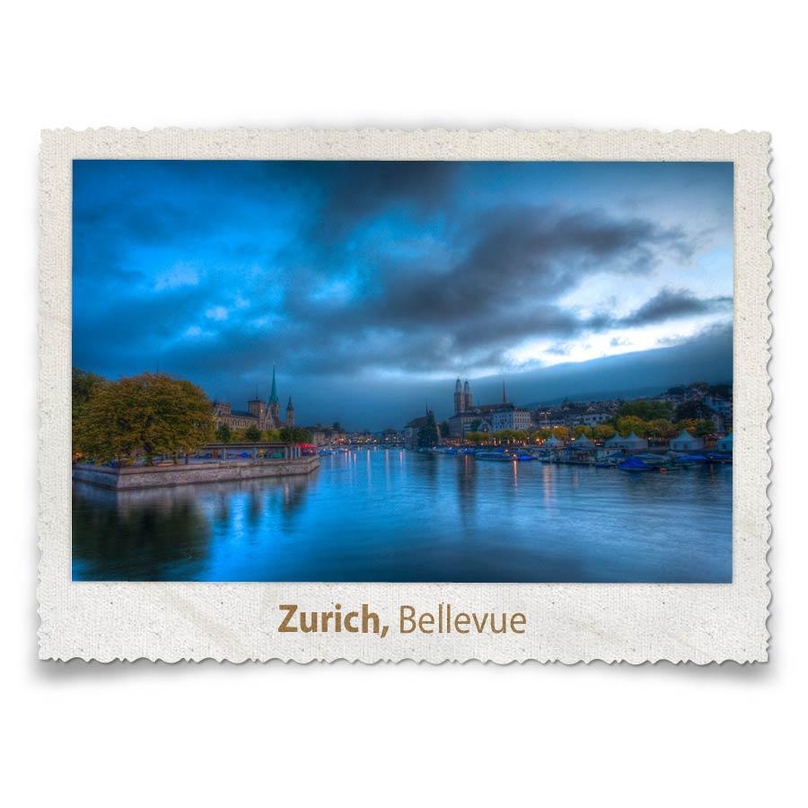 Bellevue, Zurich