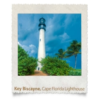 Cape Florida Lighthouse, Key Biscayne