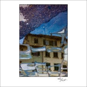 Florence Watercolor - Composition #03