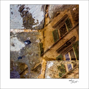 Florence Watercolor - Composition #09