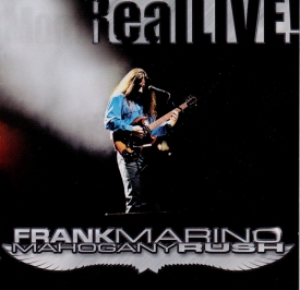 Frank Marino LIVE - Cover