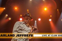 Garland Jeffreys at Club Soda