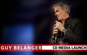 Guy Belnager CD Media Launch
