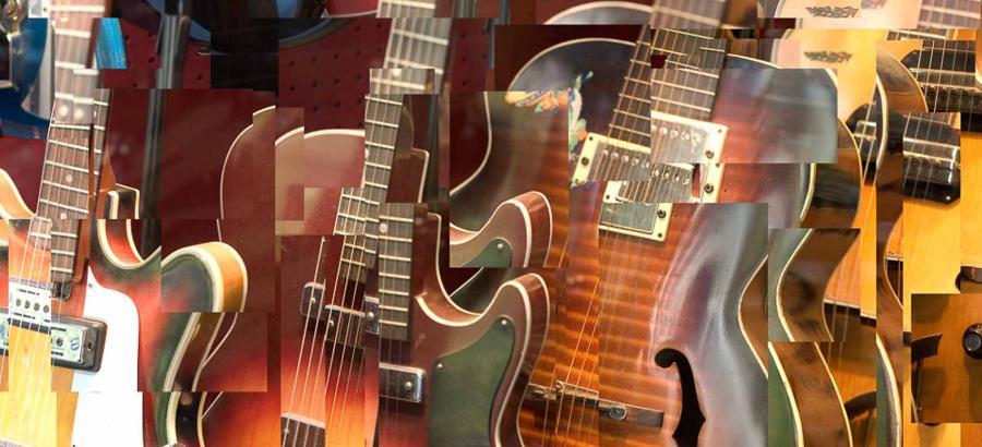 Guitar Store Detail