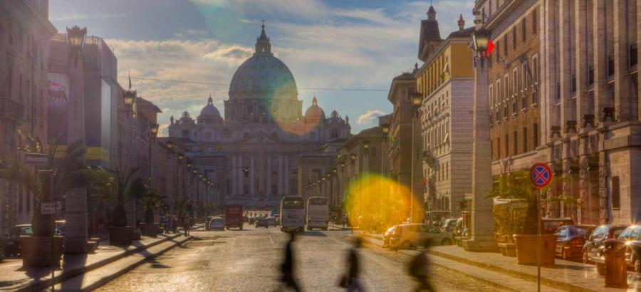 St Peter's - Rome