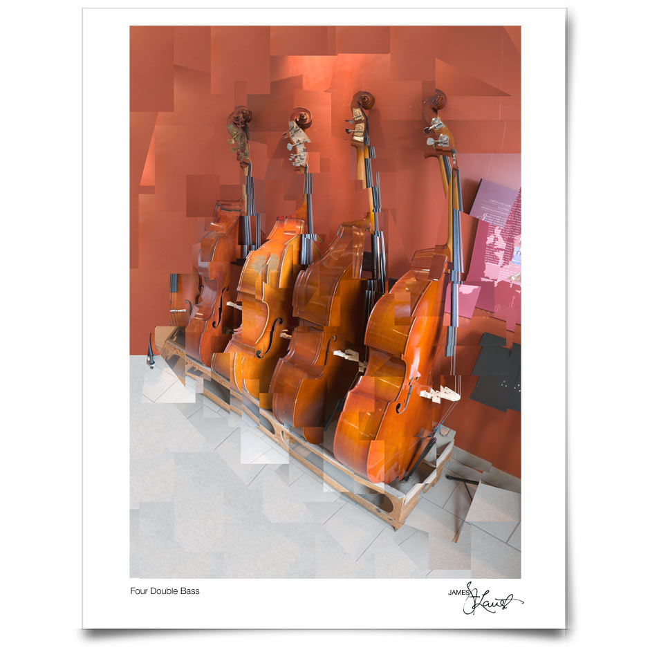 4 Upright Bass