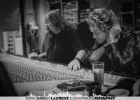 Jeff Burrows at Le Studio