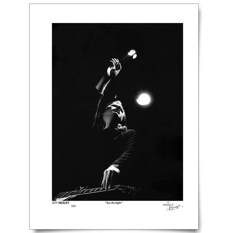 """See The Light"" 18X24 Print"