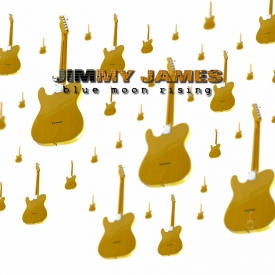 Jimmy James Blues Moon Rising CD Cover