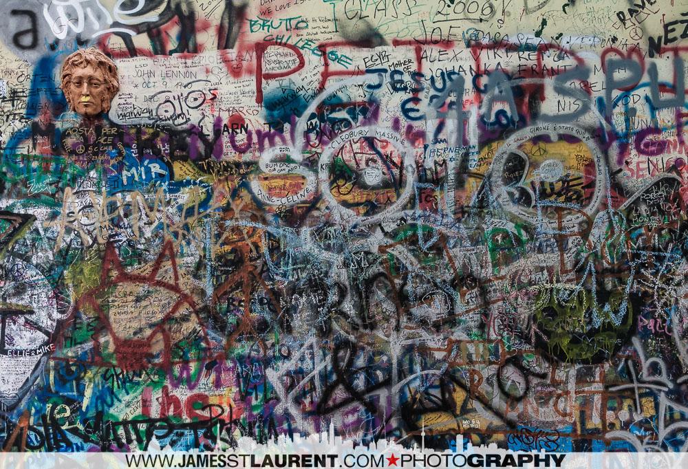 The John Lennon Walll - 2007