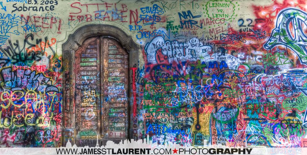 The John Lennon Wall - 2010