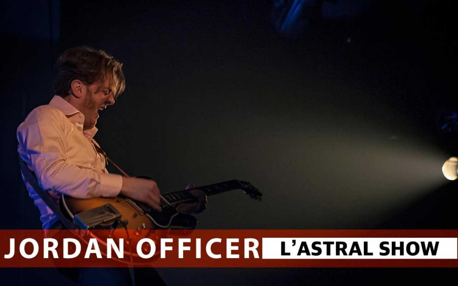 Jordan Officer LIVE