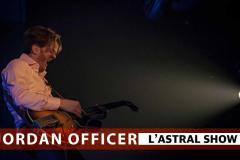 Jordan Officer at L'Astral - April 2017
