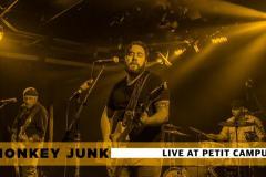 Monkey Junk at Petit Campus