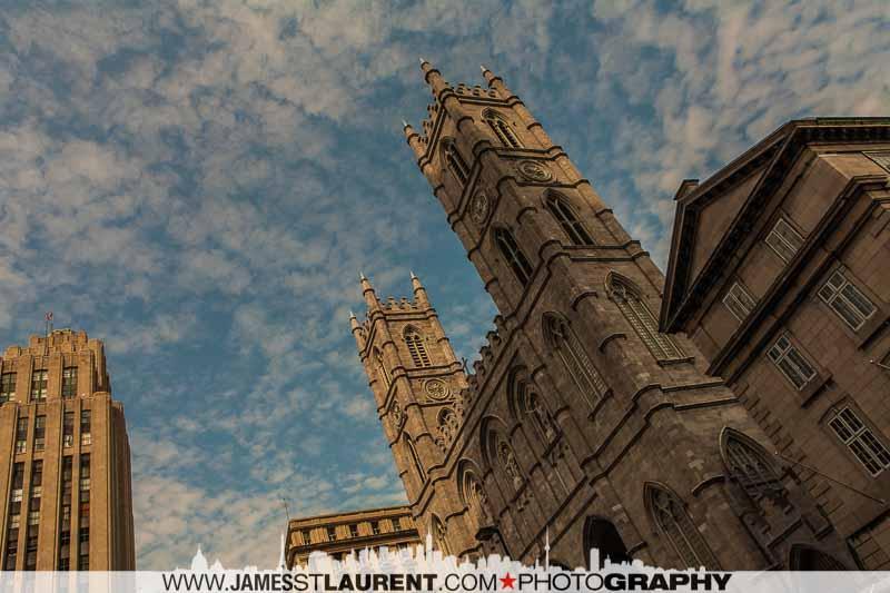 Montreal Skies