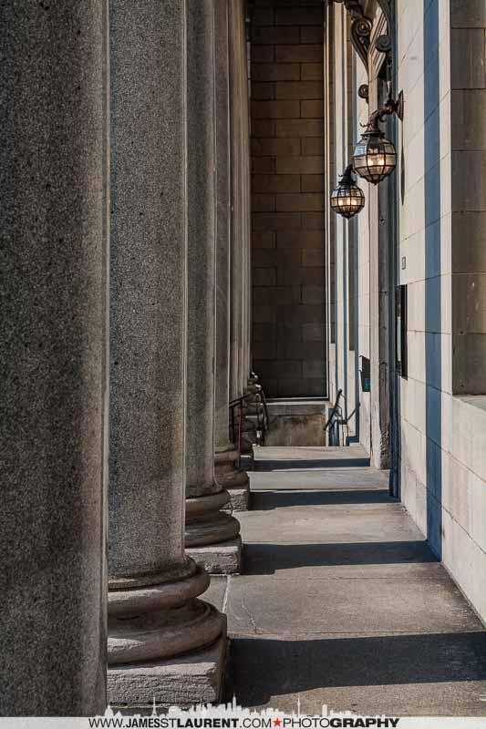 Montreal Columns