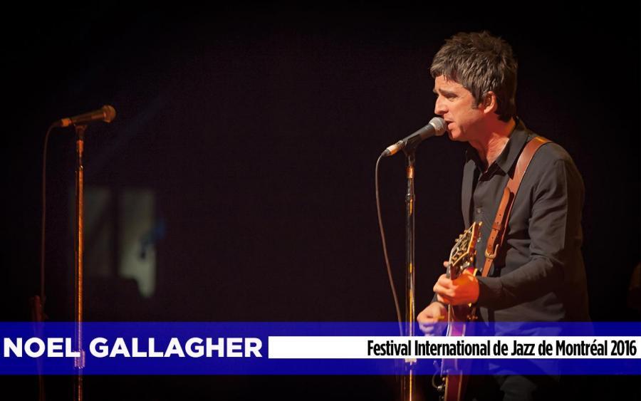 noel gallagher banner show