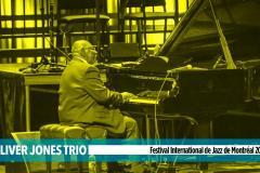 Oliver Jones Trio FIJM
