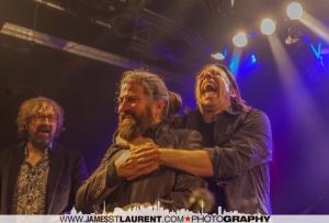 Greg Morency, Paul Deslauriers & Sam Harisson