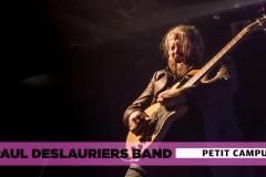 Paul Deslauiers Band - Jan 22 2016