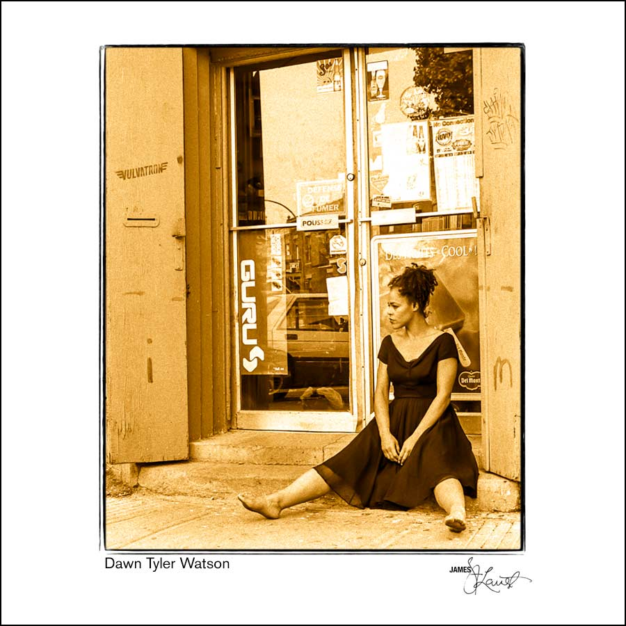 Dawn Tyler Watson - CD Cover Image